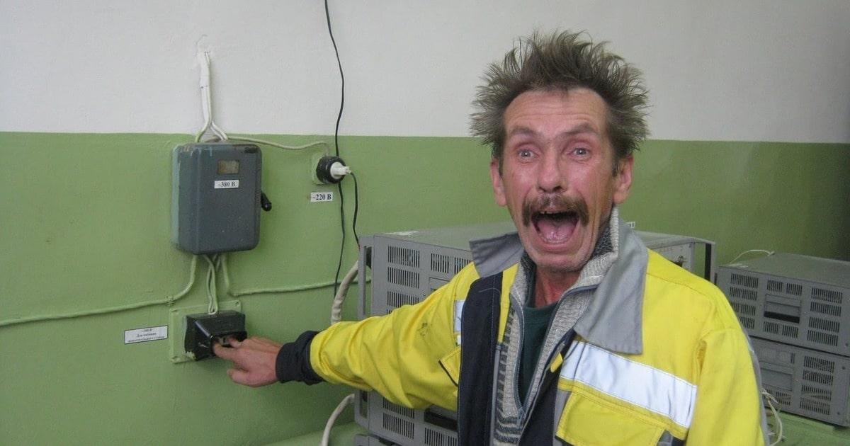 Ремонт электрики в квартире жэк